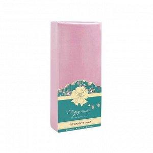 Пододеяльник 153*215 TIFFANY'S secret, розовый, сатин гладкокрашеный