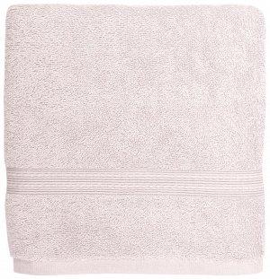 Полотенце банное 30*50 Bonita Classic, махровое, Бело-лиловое