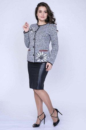 #99311 Жакет (Ankoli) серый