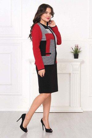 #99300 Жакет (Ankoli) красный