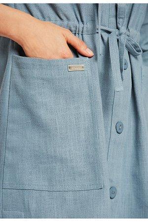 #99084 Жакет (D'IMMA) Серо-голубой