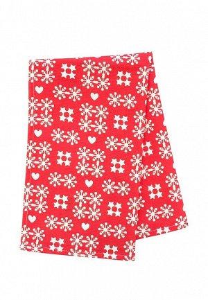 Полотенце 35*63 Bonita, Новогоднее чудо, Снежинки