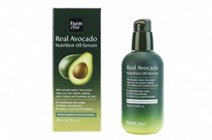 Farm Stay Real Avocado Nutrition Oil Serum Питательная сыворотка с маслом авокадо 100 мл