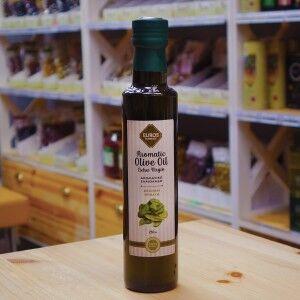 Оливковое масло agrinio со шпинатом, 250 мл