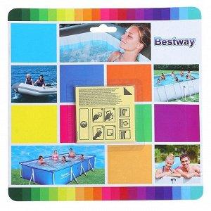 Ремонтный набор, водостойкий, 10 шт., 62091 Bestway