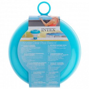Дозатор плавающий 12,7 см, 29040NP INTEX