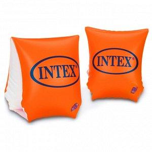 Нарукавники «Делюкс», 23 х 15 см, от 3-6 лет, 58642NP INTEX