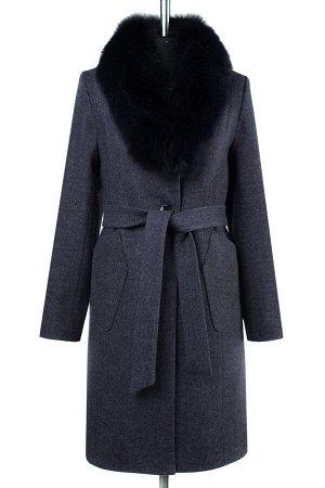 Пальто женское утепленное(пояс)