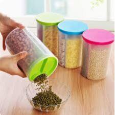 ✌ ОптоFFкa*Всё для кухни и дома и отдыха*✌  — Ёмкости для сыпучих продуктов — Системы хранения