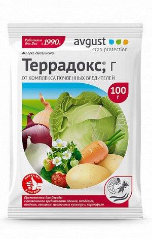 Террадокс 200г (препарат от комплекса почвенных вредителей на различных культурах)