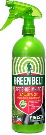 Зеленое мыло PROSTO 900 мл Жидкое мыло (калийное), марка