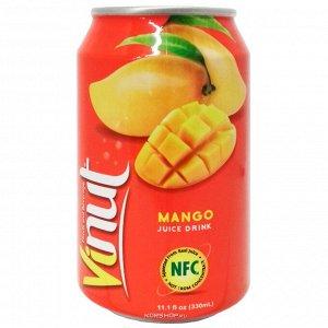 Напиток со вкусом манго