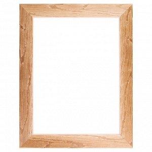 Рама для картин (зеркал) 30 х 40 х 5.0 см. дерево. липа. «Старина». горячее тиснение