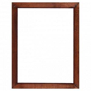 Рама для картин (зеркал) 30 х 40 х 3.0 см. дерево. липа. вишня