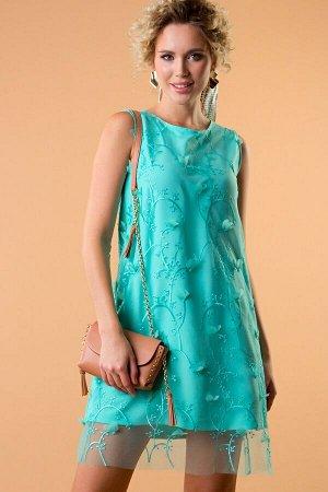 Платье Мелани мята  П-214-3