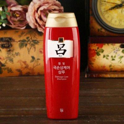 Хиты Кореи за три дня — Уход за волосами. — Шампуни