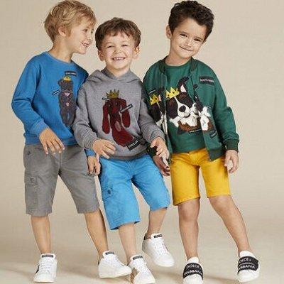Любимый — Китенок! Детская одежда + Family look — Трикотаж для мальчиков — Для мальчиков