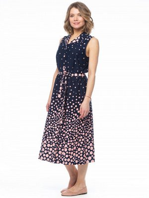 N181-1 Платье (46-58 р) (52) 4680408077567   52