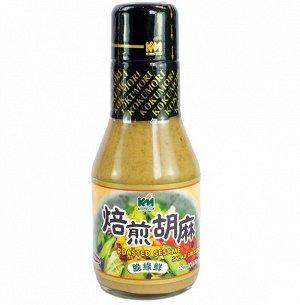 """Дрессинг для салата """"Kokumori"""" (жареный кунжут)  220 мл.1/12 Тайвань"""