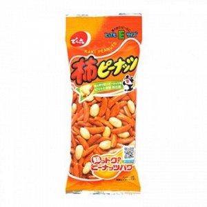 """Орешки """"Какинотане""""   80 гр. пакет   (Япония)"""