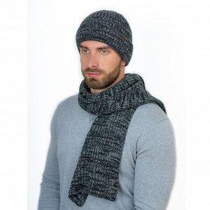 ДАВИД к-т шапка, шарф мужские