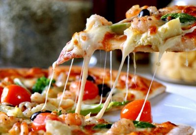 Все для вкусного завтрака!  — Ингредиенты для пиццы — Готовые блюда