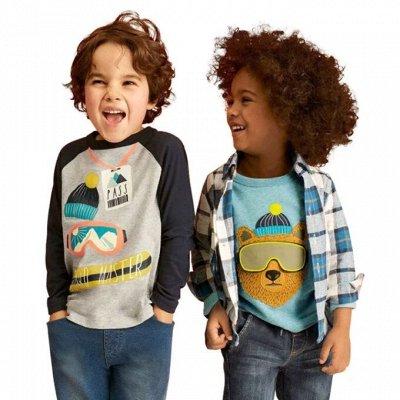 Baby Shop! Все в наличии!Новое Поступление-Школьная Одежда! — Распродажа!!! Лонгсливы  от 177 р.!!! Появились новинки — Футболки