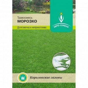 Смесь семян газонных трав Морозко 5кг морозоустойчивая /Россия