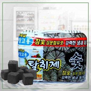 HAPPYROOM Поглотитель запаха д/холодильника (Древесный уголь) 150 гр