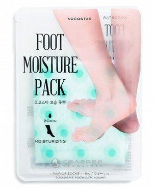 Маска-уход увлажняющая для ног / FOOT MOISTURE PACK MINT 16 мл