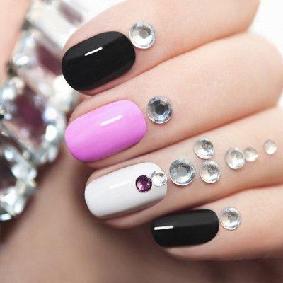❤️Распродажа гель-лаков ! От 50 рублей!  — Дизайн ногтей: стразы — Дизайн ногтей
