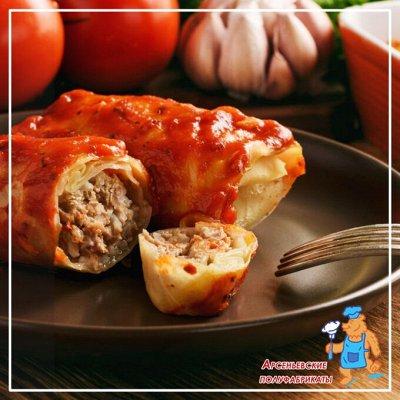 П/ф из Арсеньева — Прочие мясные полуфабрикаты.  — Готовые блюда
