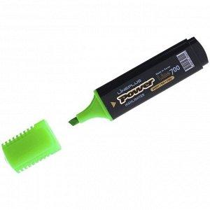 """Текстовыделитель Line Plus """"HI-700C"""" зеленый, 1-5мм"""