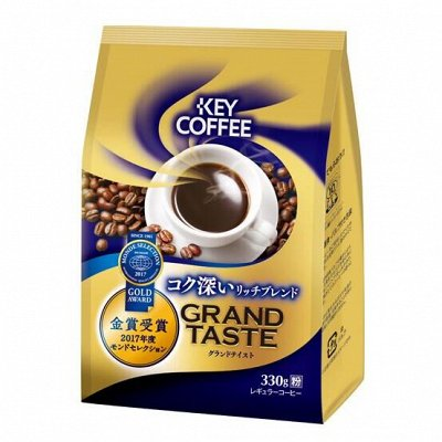 Японский кофе-105 — KEY COFFEE, MONTARO — Растворимый кофе