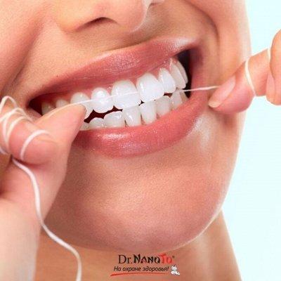 "💎Dr.Nano/To: пора менять Вашу зубную щетку! Есть нити! — Зубные нити ""all in one"" (все в одном)! Есть Новинки! 🍓 — Спреи и нити"