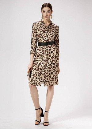 Платье Panda 468880 светло-бежевый