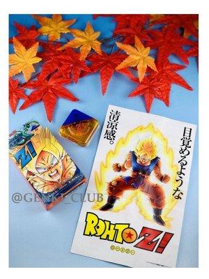 Капли ROHTO Z!  DRAGON BALL 12ML