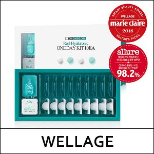 Real Hyaluronic One Day Kit 10ea