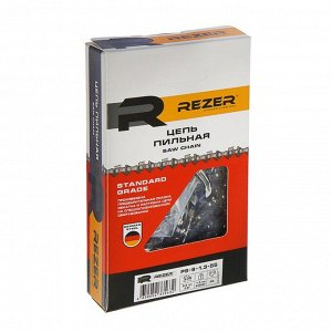 "Цепь для бензопилы Rezer PS-9-1.3-55, 16"", 3/8"", 1.3 мм, 55 звеньев, Stihl-180/210/230/250"