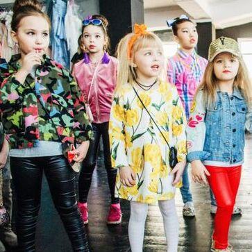 Любимый — Китенок! Детская одежда + Family look — Трикотаж для девочек — Для девочек