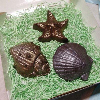 Фигурный бельгийский шоколад на подарки. — Общая коллекция — Праздники