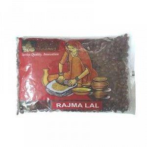 Фасоль красная кашмирская (Rajma Lal) Bharat Bazaar 500 гр.