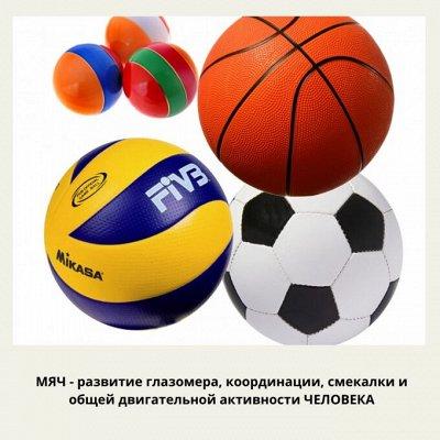 💫ГердаВлад! Товары для безопасности, гигиены и развития  — Мячи на любой вкус — Спортивные игры