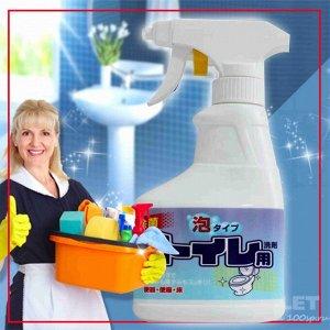 """Жидкость чистящая для туалета """"Rocket Soap"""", 300 мл"""