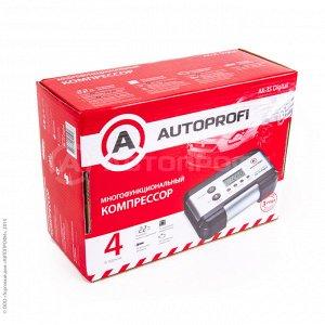 Цифровой компрессор 140 Вт. AUTOPROFI AK-35 Digital