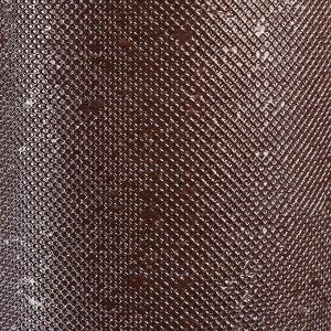 Лента бордюрная, 0.15 ? 10 м, толщина 1.2 мм, пластиковая, коричневая, Greengo