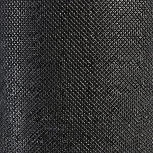 Лента бордюрная, 0.2 ? 10 м, толщина 1.2 мм, пластиковая, чёрная, Greengo