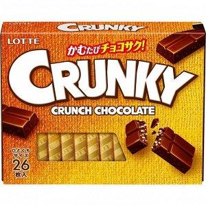 Шоколад хрустящий, набор
