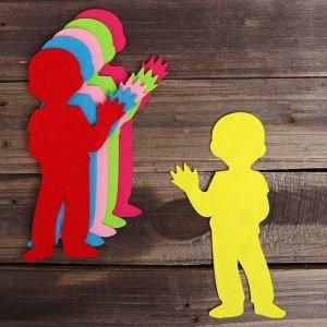 Основа для творчества и декорирования «Мальчик», набор 2 шт., цвета МИКС