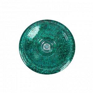 Декоративные блёстки LU*ART Lu*Glitter (сухие), 20 мл, размер 0.2 мм, зелёный